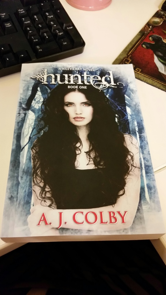 Hunted_book