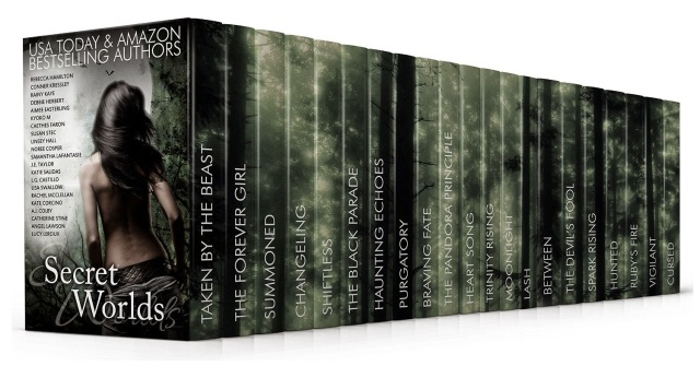 Secret Worlds Boxed Set